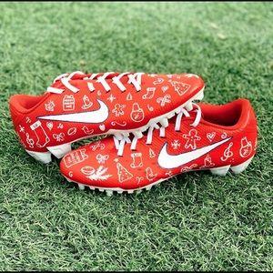 custom design football cleats